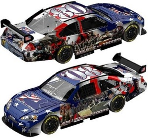 Special paint schemes for coca cola 600 return of the conservatives