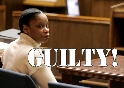 Finally: China Arnold found guilty!
