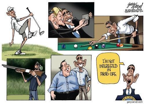 Obama Photo Op